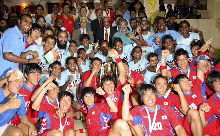 India retain Azlan Sah Cup