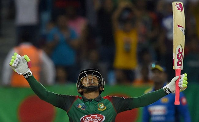 Asia Cup 2018: Mushfiqur Rahim Guides Bangladesh To 137-Run Win Over Sri Lanka