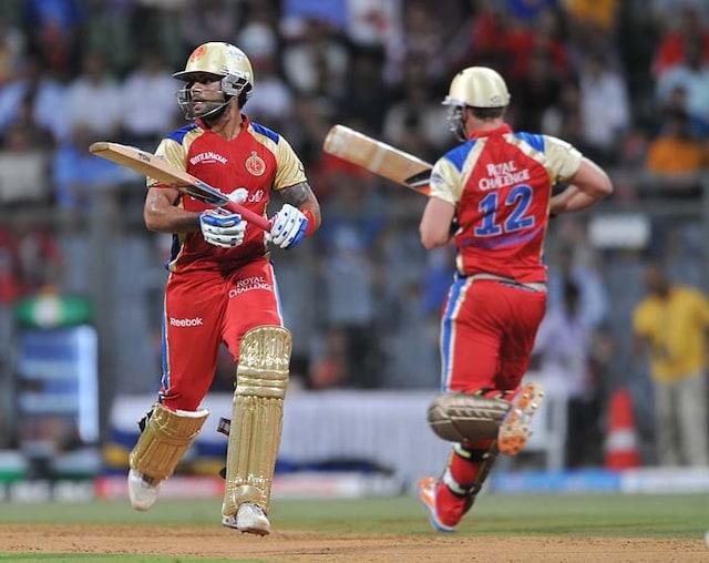 IPL 4: Bangalore vs Chennai