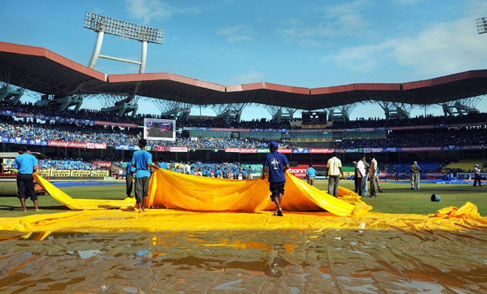 India vs Australia, 1st ODI: Rain plays spoiler
