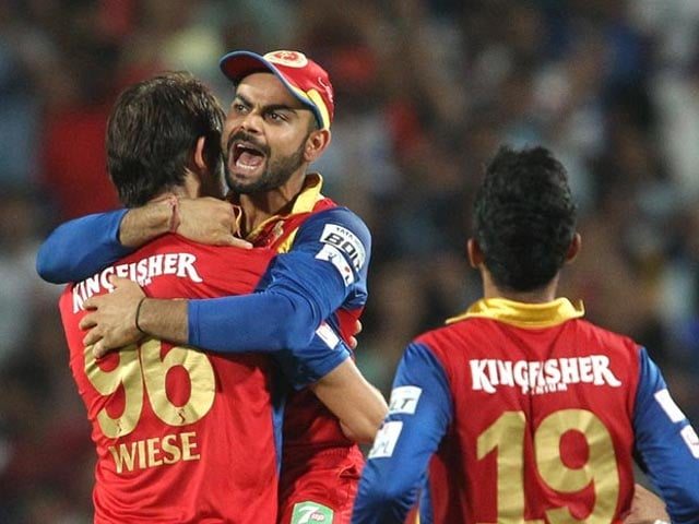 IPL 8: Bangalore Storm into 2nd Qualifier