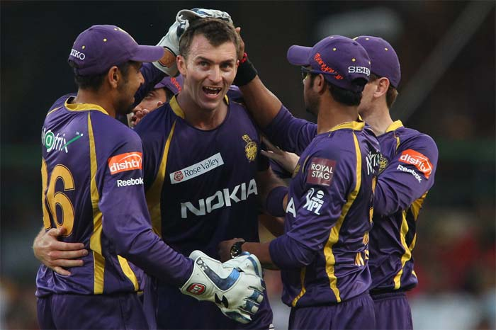IPL 2013: Bangalore's easy win vs Kolkata