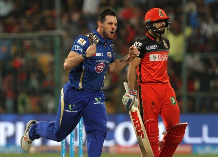 Kieron Pollard, Jos Buttler Help Mumbai Blow Away Bangalore