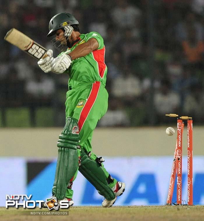 Asia Cup: How Bangladesh spoilt India's party