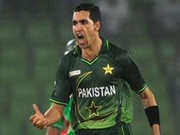 Photo : 1st ODI: Pakistan beat Bangladesh by 21 runs