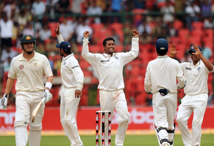 IND v AUS: 2nd Test, Day 1