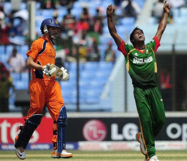 World Cup: Bangladesh vs Netherlands