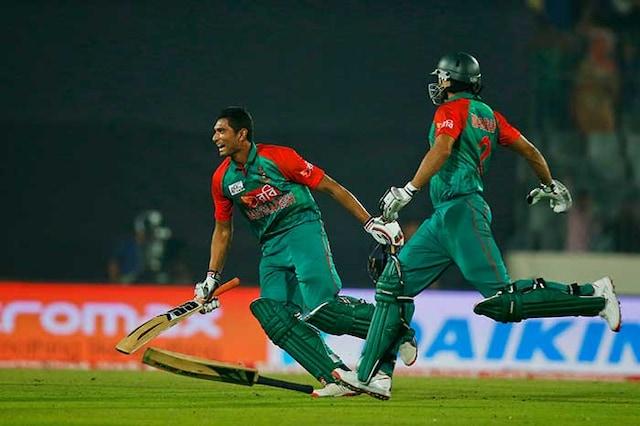Asia Cup: Bangladesh Beat Pakistan To Enter Final