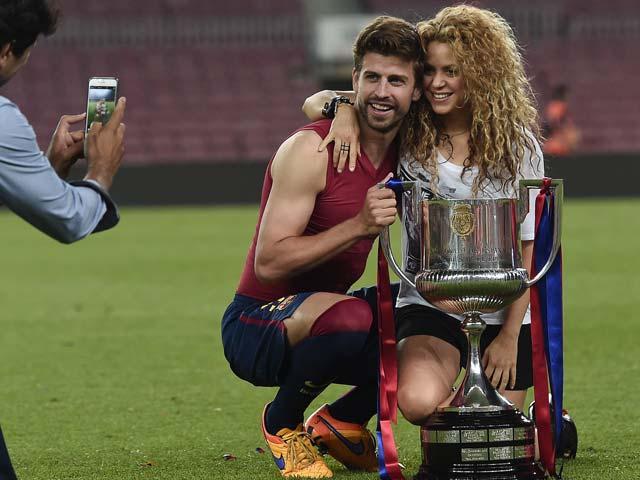 Photo : Unbelievable Scenes of Celebrations After Barcelona Win Copa del Rey