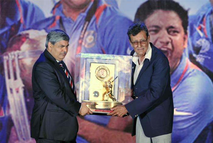 BCCI awards: 2009-10 season