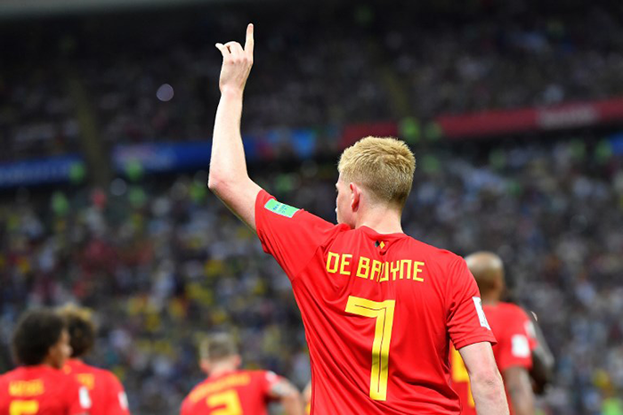 FIFA World Cup 2018, Quarter-Final: Kevin De Bruyne Keeps Belgiums World Cup Dream Alive