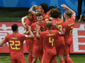 Photo : FIFA World Cup 2018, Quarter-Final: Kevin De Bruyne Keeps Belgium's World Cup Dream Alive