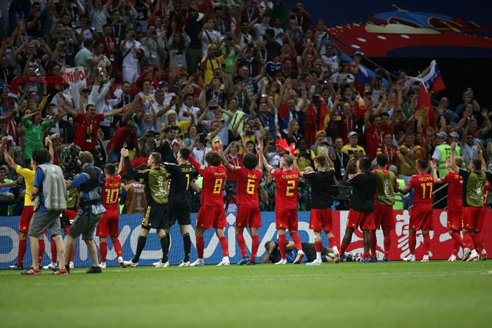 FIFA World Cup 2018, Quarter-Final: Kevin De Bruyne Keeps Belgium