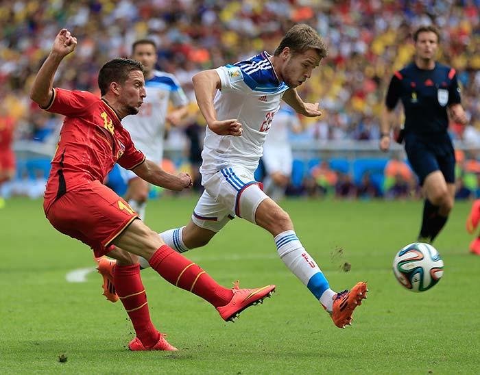 FIFA World Cup: Belgium Supersub Divock Origi Sinks Russia
