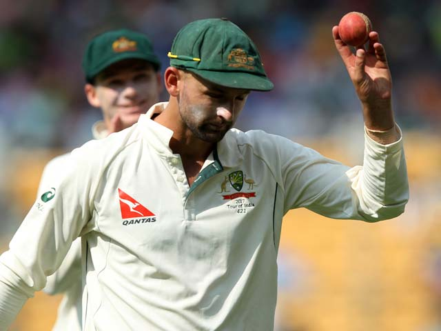 Bengaluru Test, Day 1: Nathan Lyon Skittles India For Paltry 189, Australia On Top