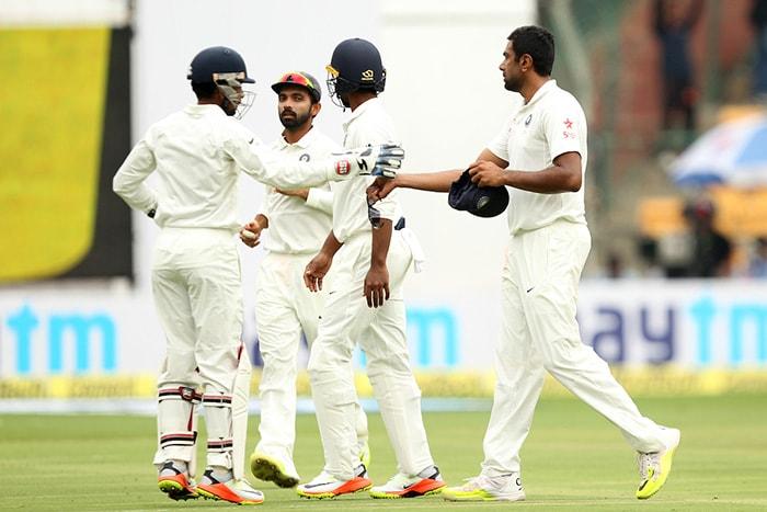 Bengaluru Test, Day 3: Pujara, Rahane Lead Hosts