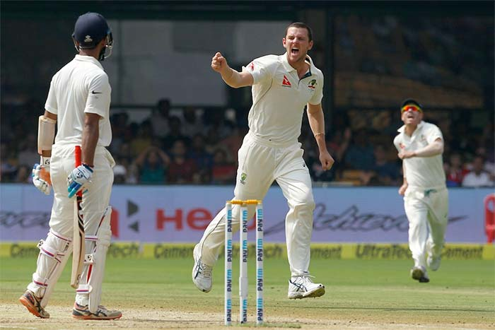 India Beat Australia By 75 Runs To Win 2nd Test, Level Series 1-1
