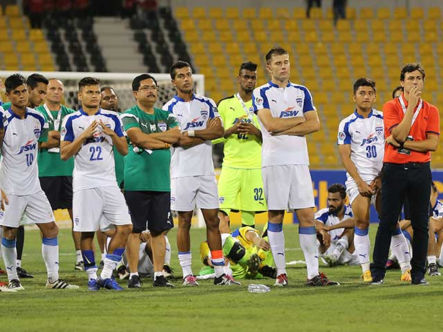 AFC Cup: Bengaluru FC Miss Title After Narrowly Going Down To Air Force Club