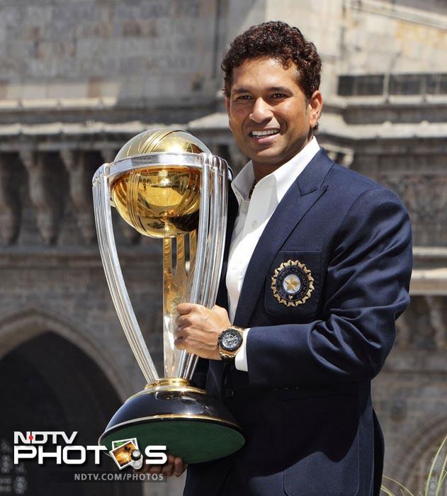 Top 10 Sachin Moments