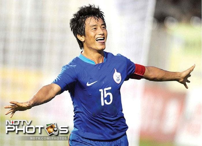 Bhaichung Bhutia: Indian football's torch-bearer