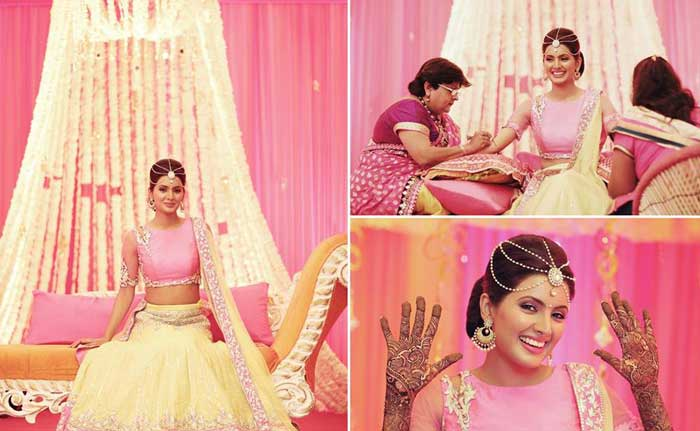 The Glitz and Glamour of Harbhajan Singh, Geeta Basra