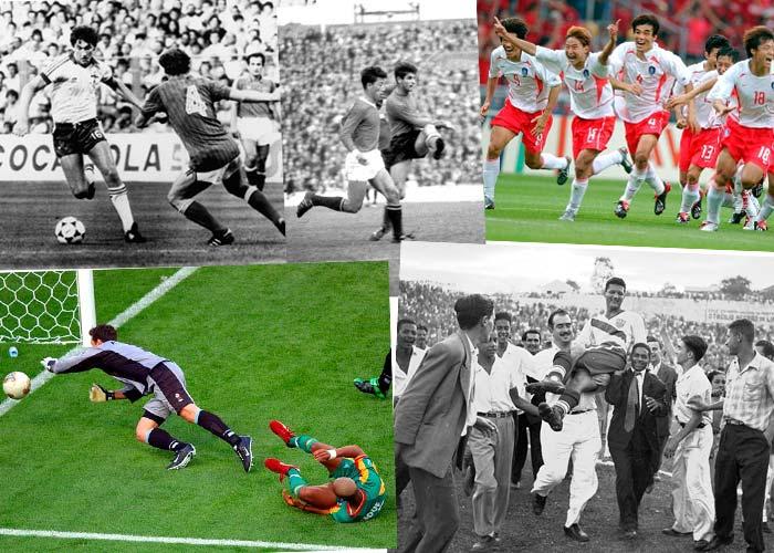 Photo : Great World Cup Shocks