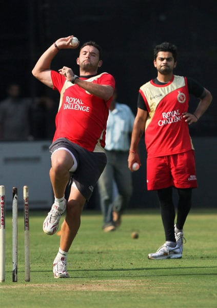 Royal Challengers' net session