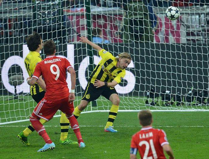 Bayern Munich crowned Kings of Europe