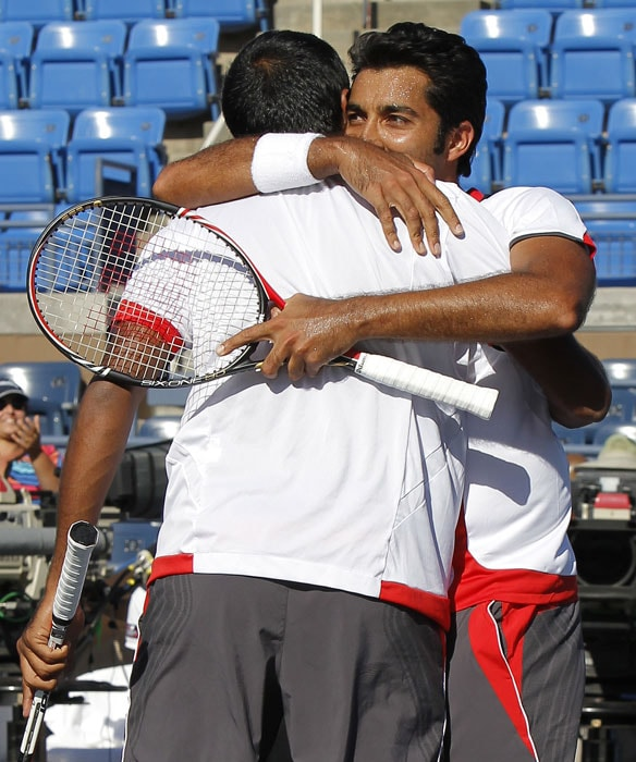 Bopanna-Qureshi: An exemplary Indo-Pak pair | Photo Gallery