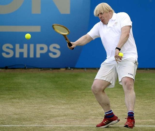 No Boom Boom to this Boris