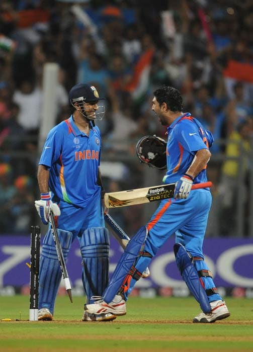 MS Dhoni, India's Captain Cool
