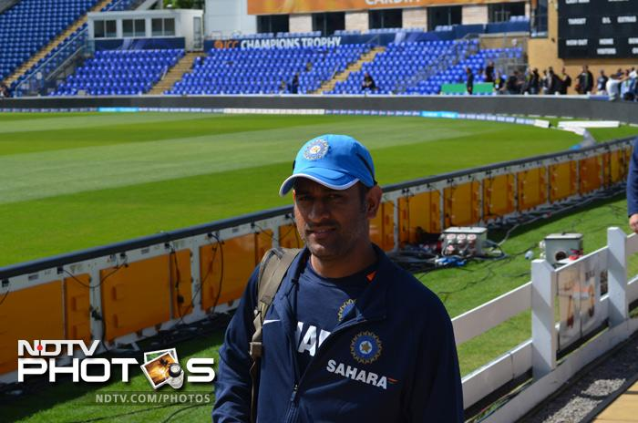 Champions Trophy: How Indian players and officials enjoyed the Cardiff sun