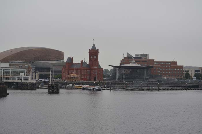 Cardiff Bay and its beauty spots!