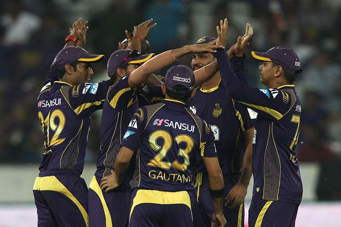 CLT20: Kolkata Knight Riders Beat Dolphins to Remain Unbeaten in Group A