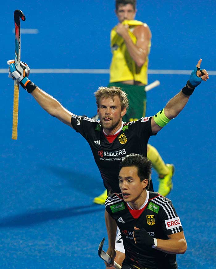 Germany End Australia's Champions Trophy Reign