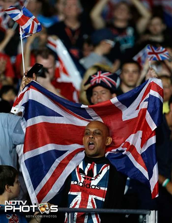 London Olympics: Fan frenzy reaches new heights