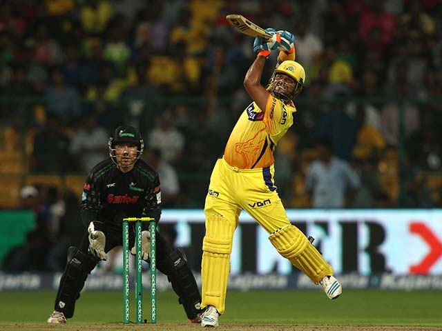 CLT20: Clinical Chennai Blunt Dolphins