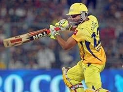 Photo : IPL 2013: Chennai go past Kolkata by 4 wickets
