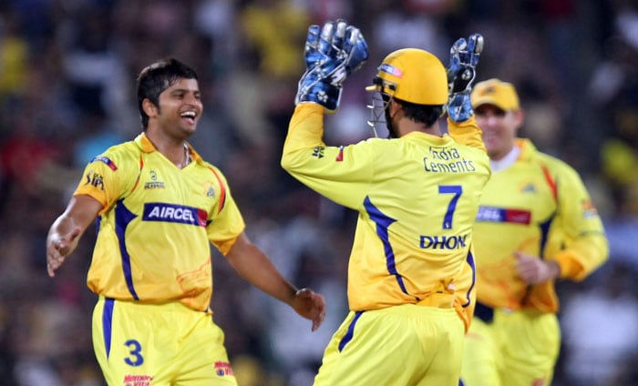 IPL 3: Chennai vs Mumbai