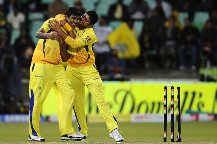 CLT20 Semi-Final: Chennai vs Bangalore