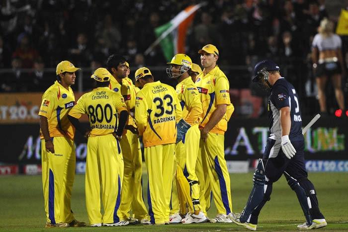 CLT20: Victoria vs Chennai
