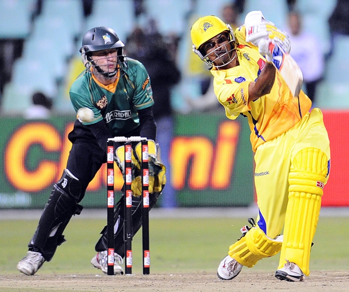 CLT20: Chennai vs Stags