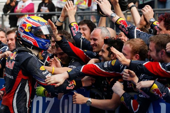 F1 2011: Chinese Grand Prix
