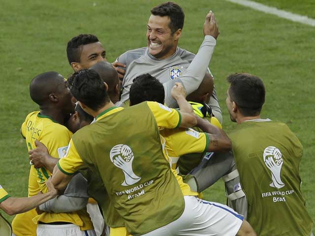 FIFA World Cup : Brazil Win 3-2 on Penalties Against Chile, Go Through to the Last Eight
