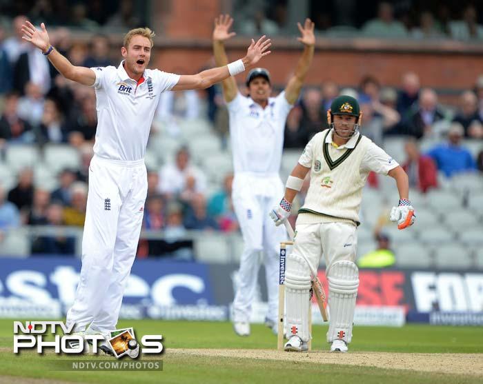 Ashes, 3rd Test: Clarke fumes as rain arrives