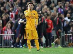 Photo : UEFA Champions League: Barcelona Suffers Heartbreak, Bayern Munich Enter Semis