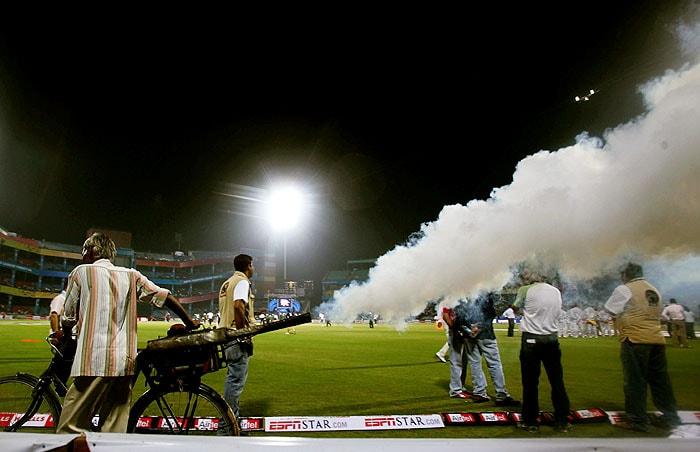 CLT20: Delhi vs Victoria