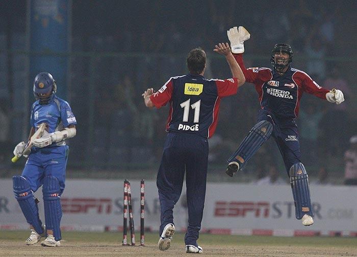 CLT20: Delhi vs Wayamba