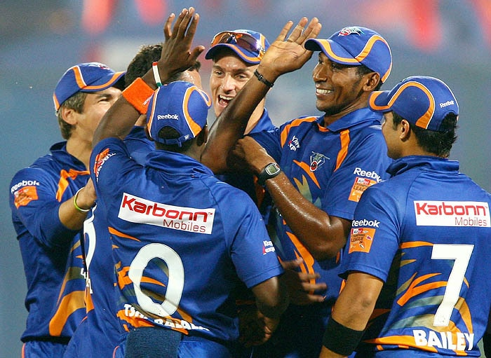 CLT20: Eagles vs Sussex