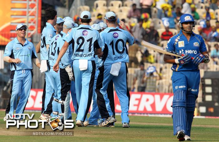 NSW beat Mumbai Indians